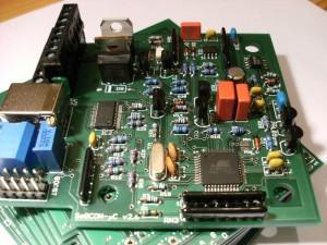 SebCON-µC2 pcb