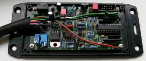 SebCON-µC mit Gehäuseboden